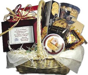 GOURMET FOOD BASKETS - abcgiftmarketing.com front page